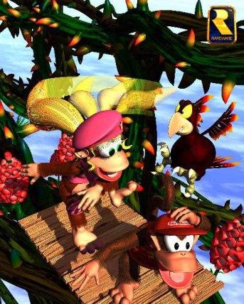 The Nintendo Game, Bamble Scramble.