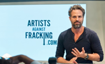 Mark Ruffalo, activists for artistsagainstfracking.com