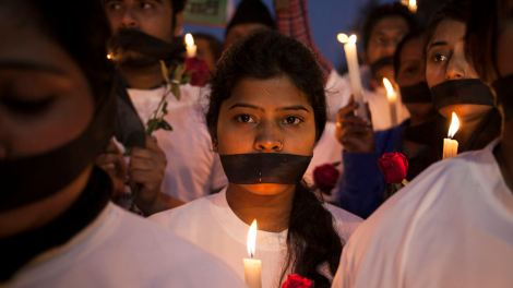 India Gang Rape Anniversary